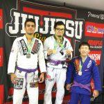 Jiu Jitsu Liga de Tokio 02に出場しました