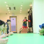 格闘技のトレーニングだけではありません💪