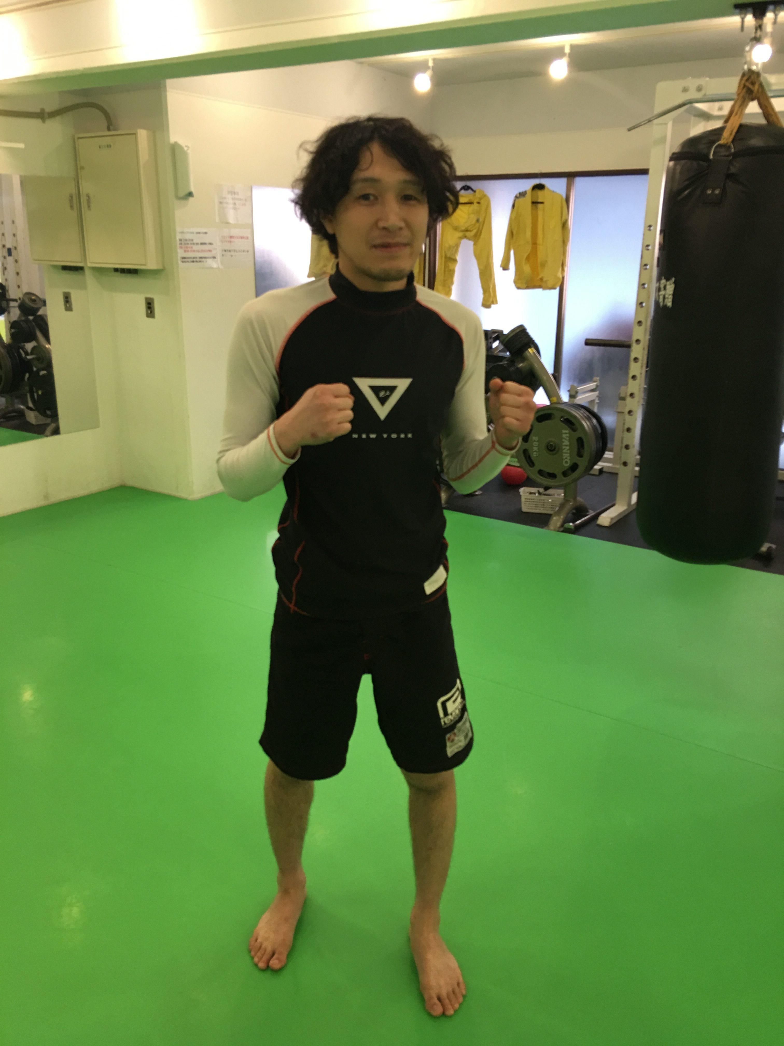 木内コーチ | 格闘技 初心者・ダイエット・フィットネスジム トイカツ道場