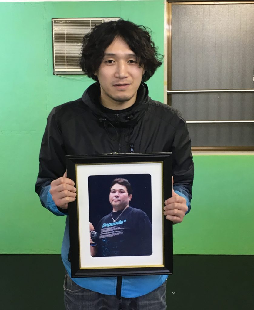遺影 | 格闘技 初心者・ダイエット・フィットネスジム トイカツ道場