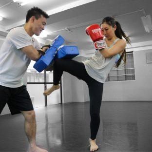 女子がキックボクシングを始めたほうがいい4つの理由②