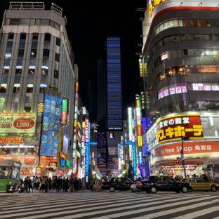 嘘でしょ?!日本のNo.1歓楽街で格闘技ができちゃう!習えちゃう!!